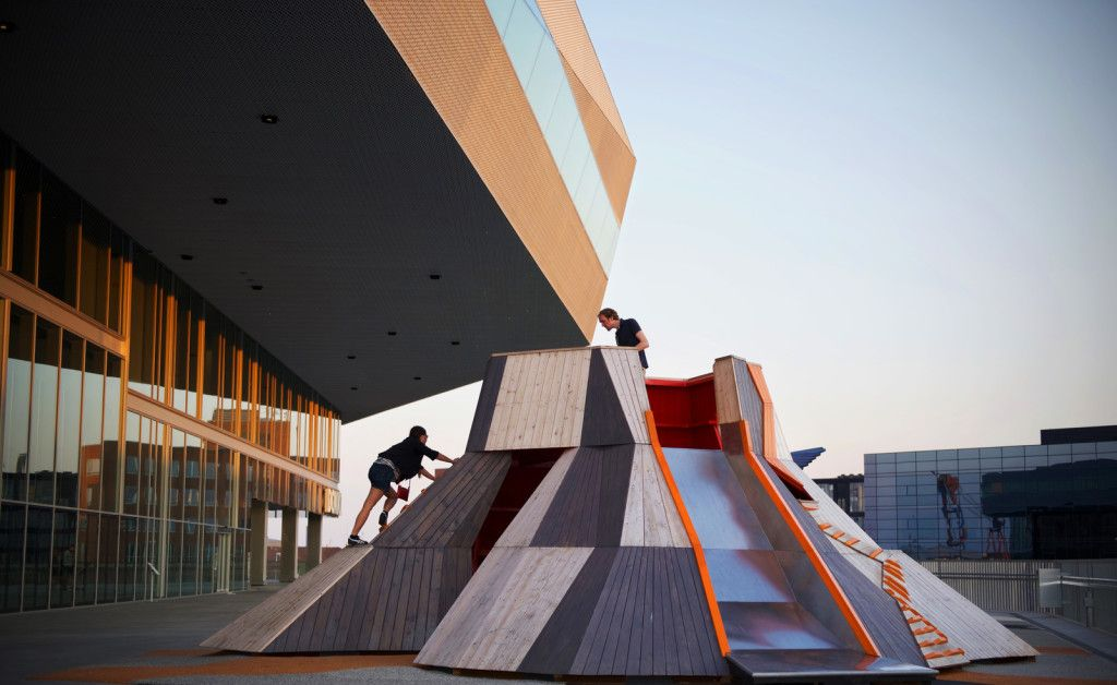 Contemporary Design Archives Playscapes