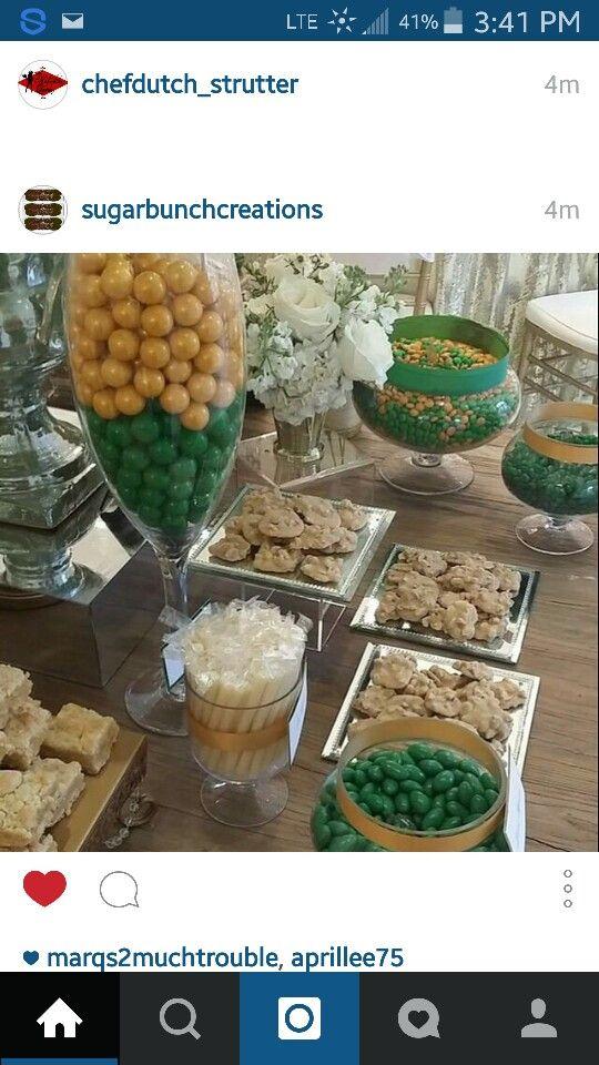 Candy bar ideas baylor bears
