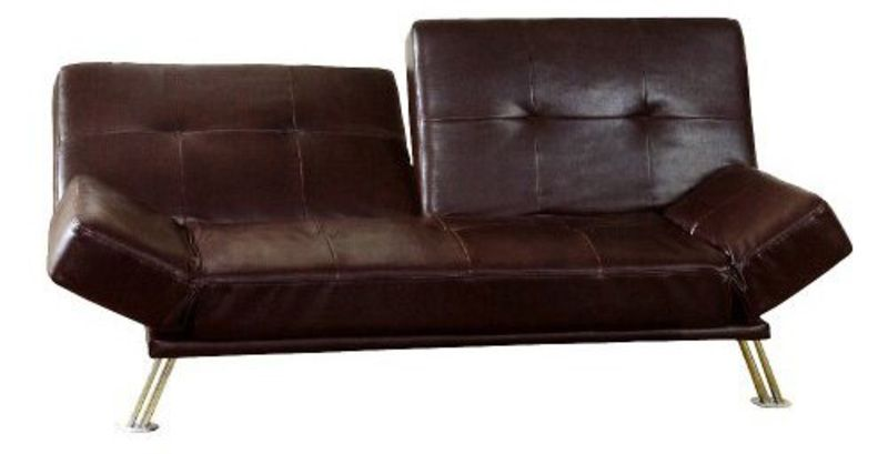 Chocolate Convertible Sofa Bed 7 Cool Futons