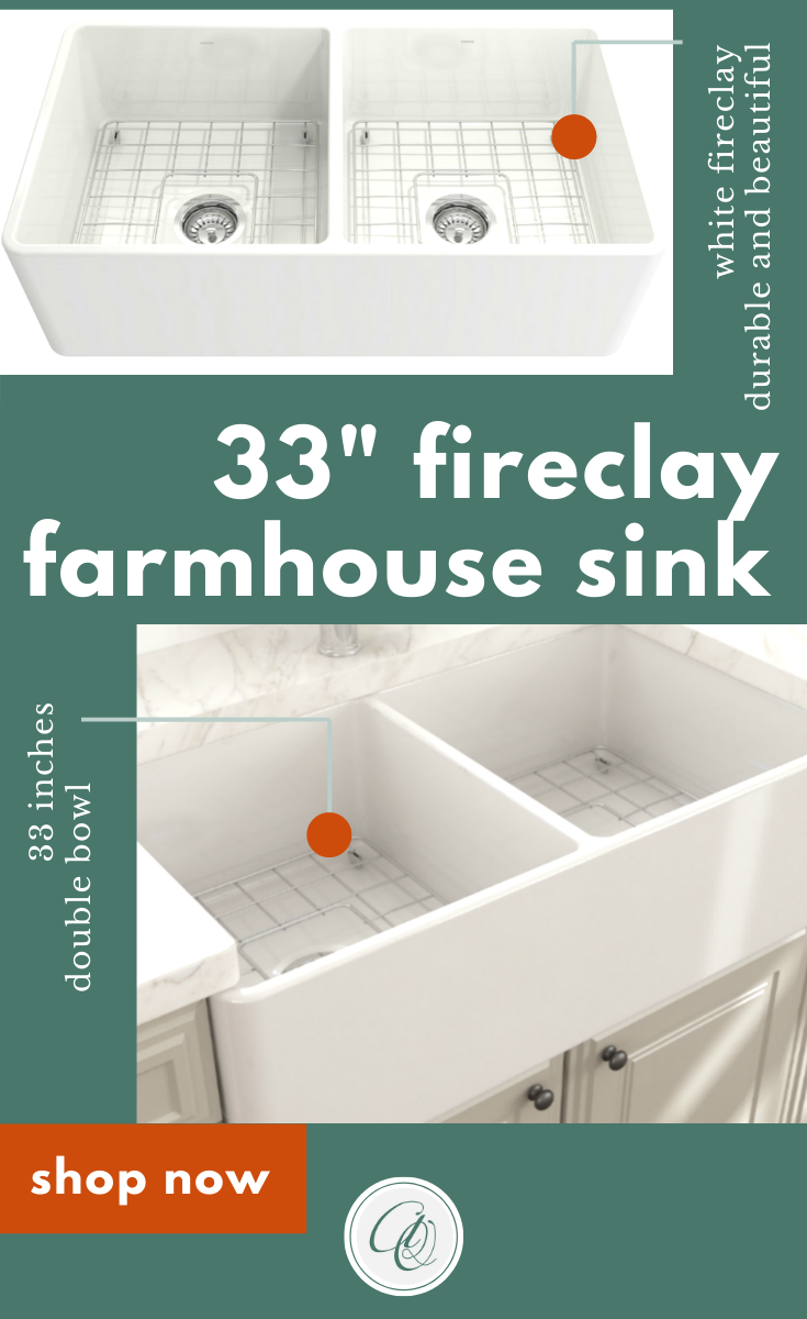 Bocchi Classico 33d Farmhouse Apron Front Sink Double Bowl Free Grid In 2020 Farmhouse Sink Fitted Cabinets Sink