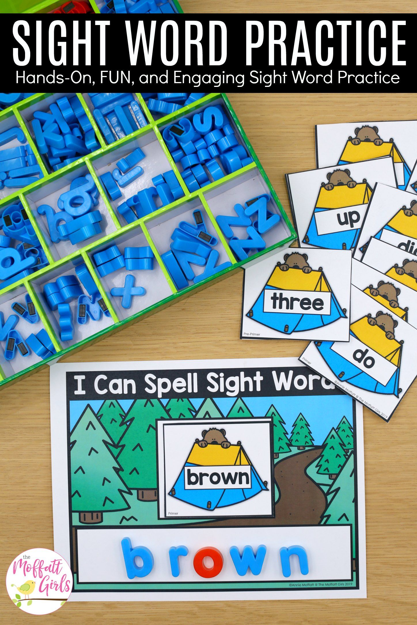 Sight Words Hands On And Fun Practice