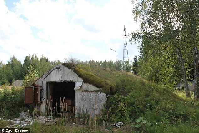Although its noise has changed slightly over the preceding 40 years, it has always involved some form of regular buzzing, interrupted by a voice on rare occasions. Some believe the station is operated from a bunker somewhere (image from abandoned site), with an official relaying a message now and again