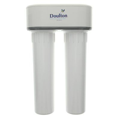 Doulton Undersink 2 Stage Water Filtration System Water