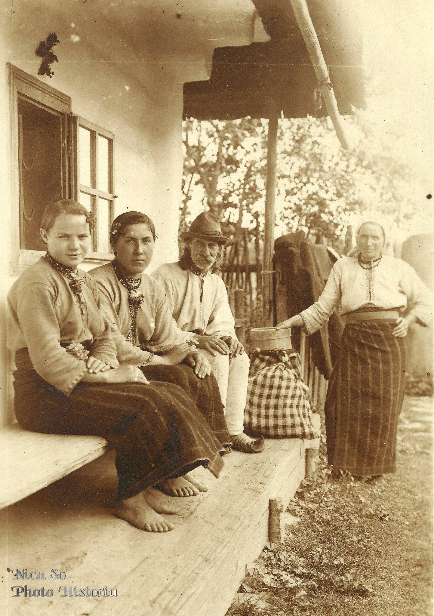 Tarani bucovineni, anii Primului Razboi Mondial