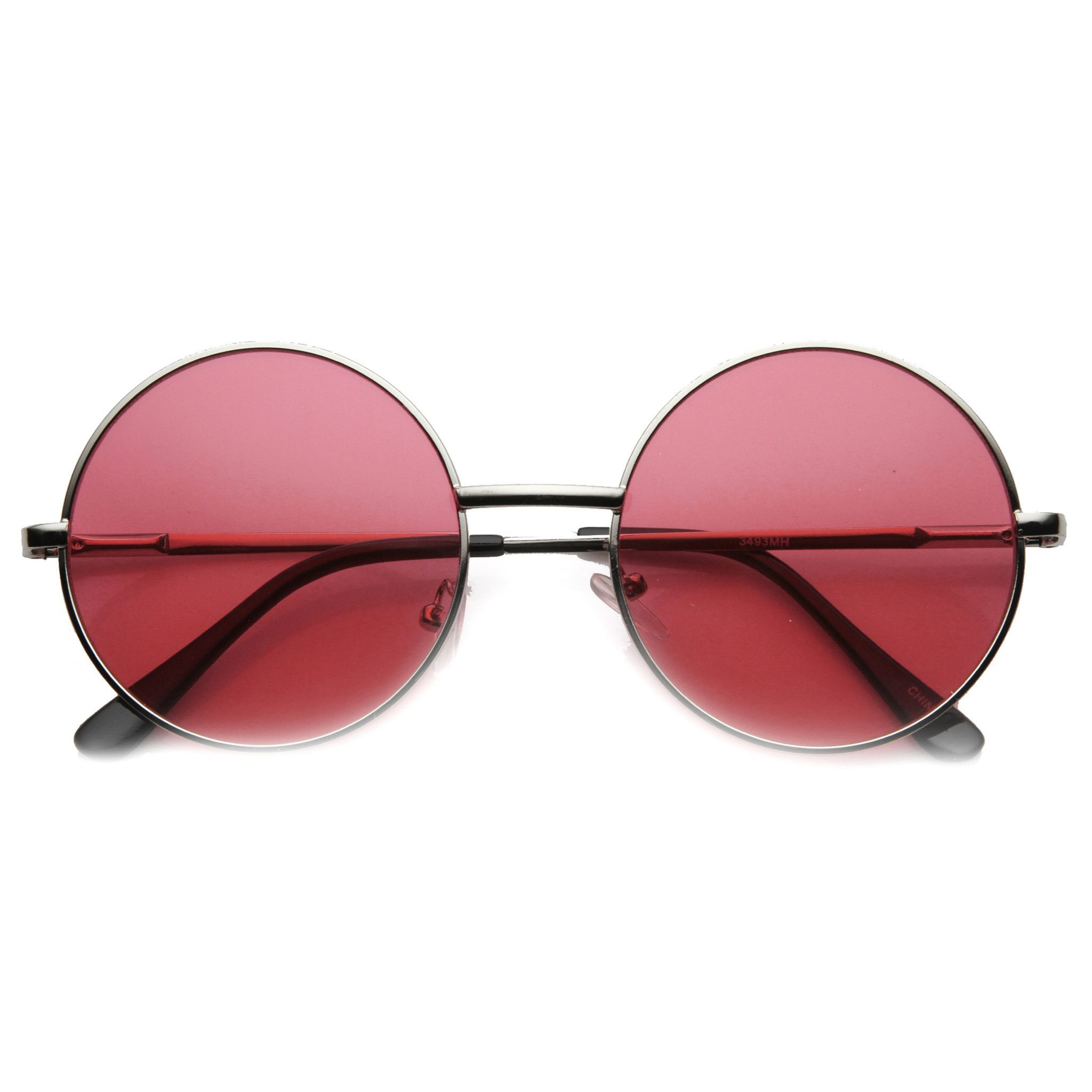 fdf857269c Round colors hippie sunglasses in 2019 | gift ideas | Retro sunglasses,  Round sunglasses, Circle sunglasses