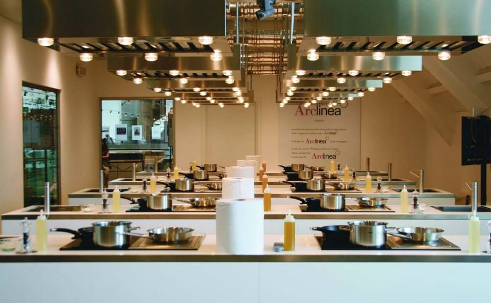 Kitchen Design Classes Stunning Arclinea & #eataly The World's Biggest Eataly Is In Rome And As Decorating Design