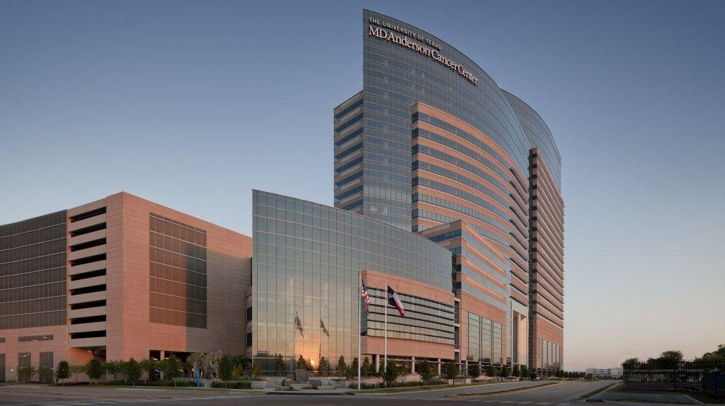 Università del Texas Md Anderson Cancer Center di Houston-7360