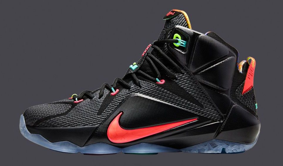 Nike LeBron 12 For6iven Pack