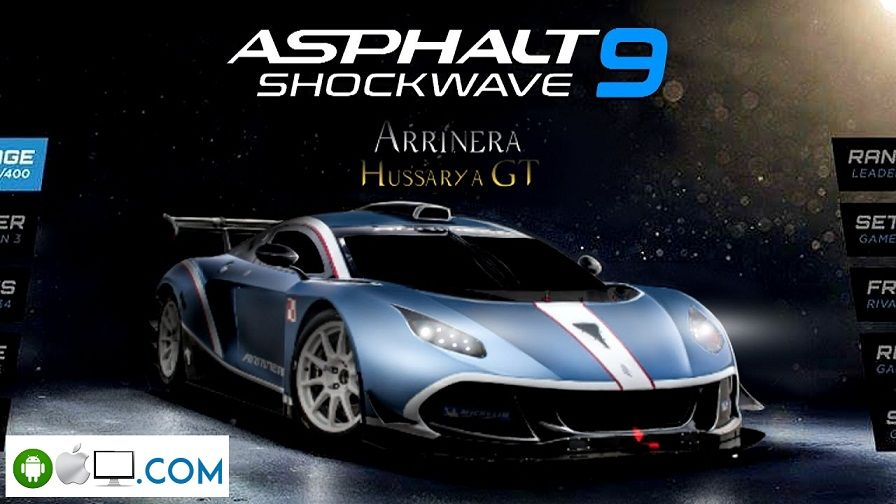 Pin By Satoshi Martinez On Myfavourite Legend Images Asphalt 8