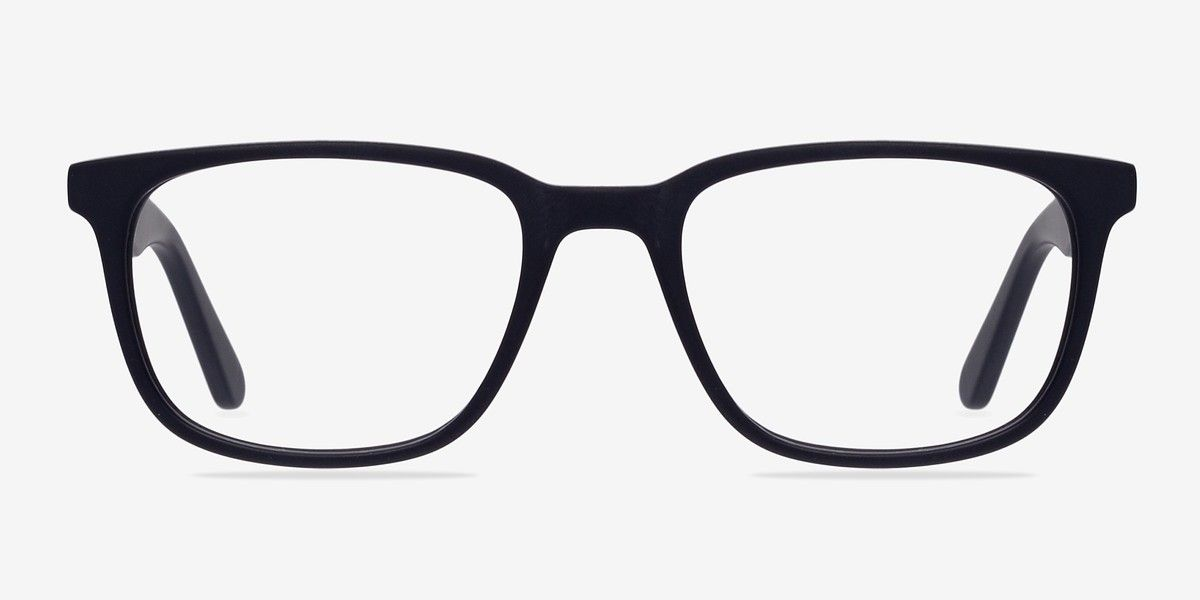 a37446dffabc Bristol Matte Navy Acetate Eyeglasses from EyeBuyDirect. Exceptional style,  quality, and price with these glasses. This frame is a great addition to  any .
