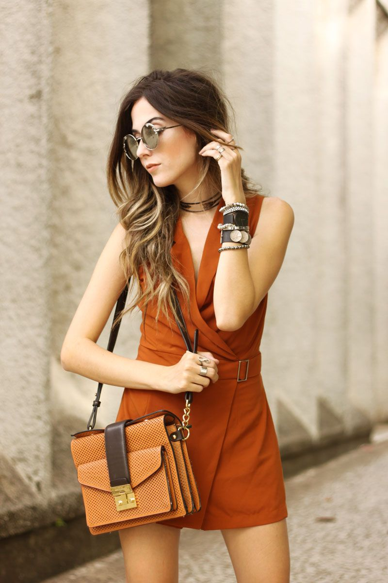 FashionCoolture - 09.03.2016 look du jour Erre Erre romper look ferrugem outono inverno (6)