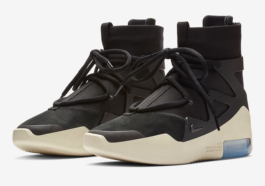 9eeee356 Fear Of God x Nike Air FOG 1 | sneakers in 2019 | Минимализм, Авангард