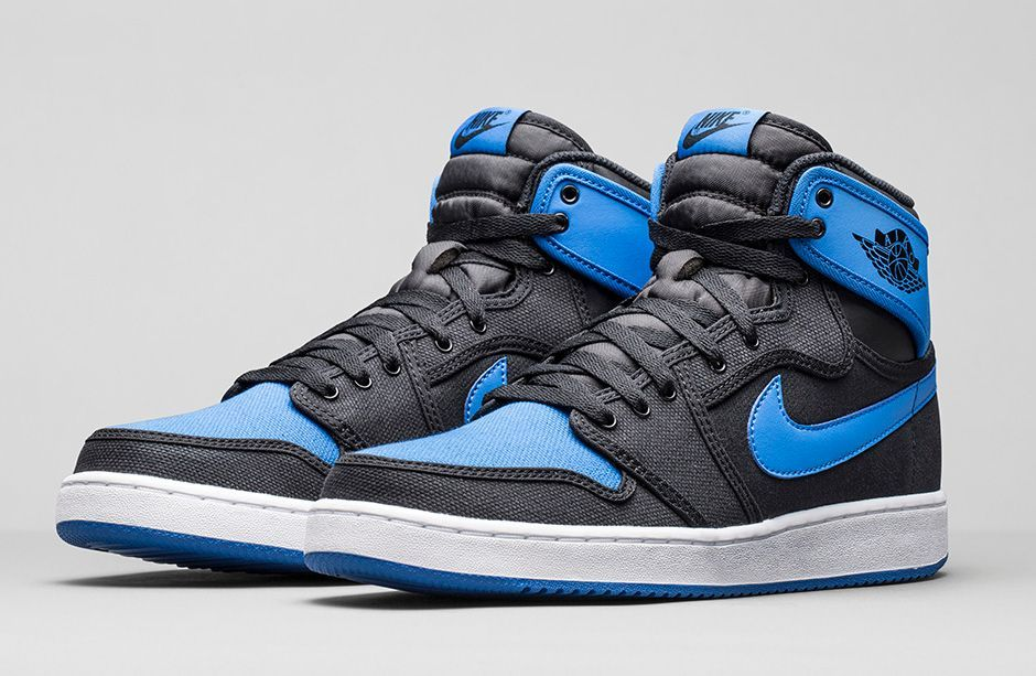 "Air Jordan 1 KO High OG ""Sport Blue"" Release Date Air"
