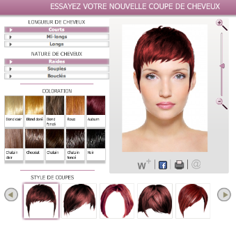 Coiffure Virtuelle Hair Styles Pinterest Hair Hair Styles And