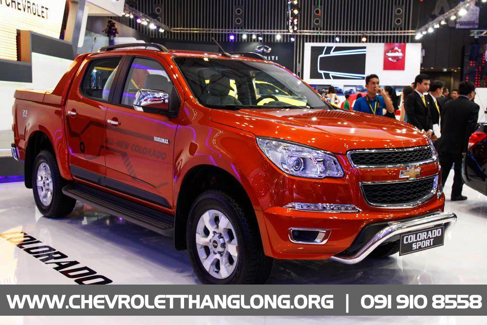 Gia Ban Chevrolet Colorado 2014 Tại Việt Nam Colorado Việt Nam