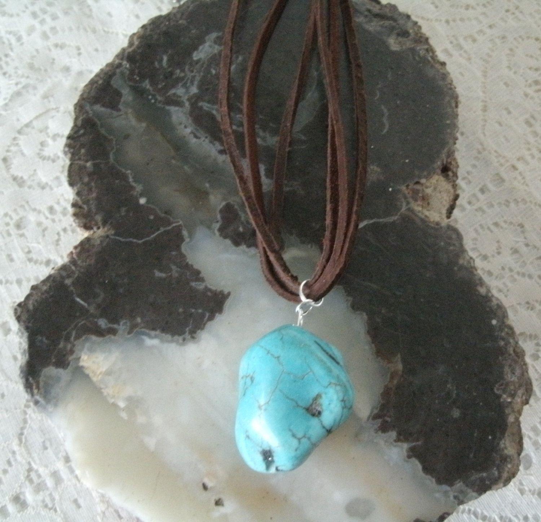 Turquoise Necklace southwestern jewelry southwest jewelry mens