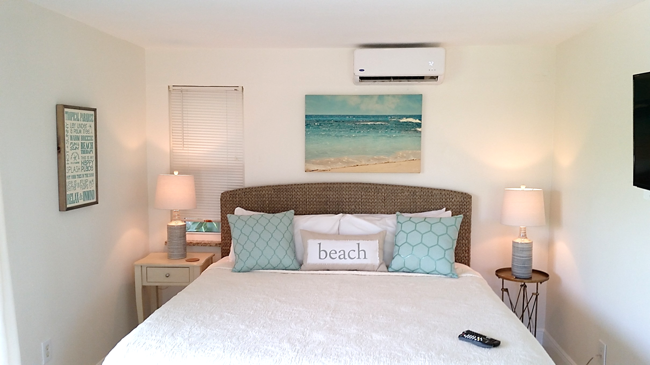 Our renovated Room 12! | Florida hotels, Pearl beach, Home ...