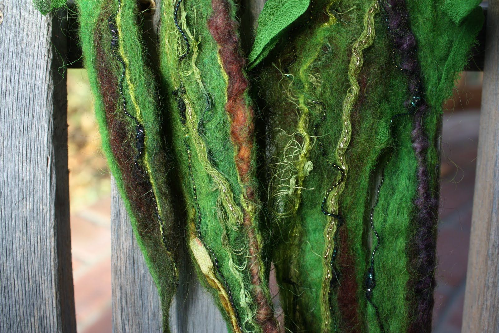 nuno felt tree bark | Textile art | Pinterest | Trees, Felt and Shades