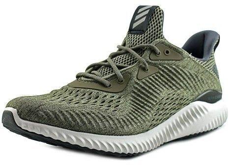 1b287d851 adidas Alphabounce Engineered Mesh Men US 12.5 Green Sneakers ...