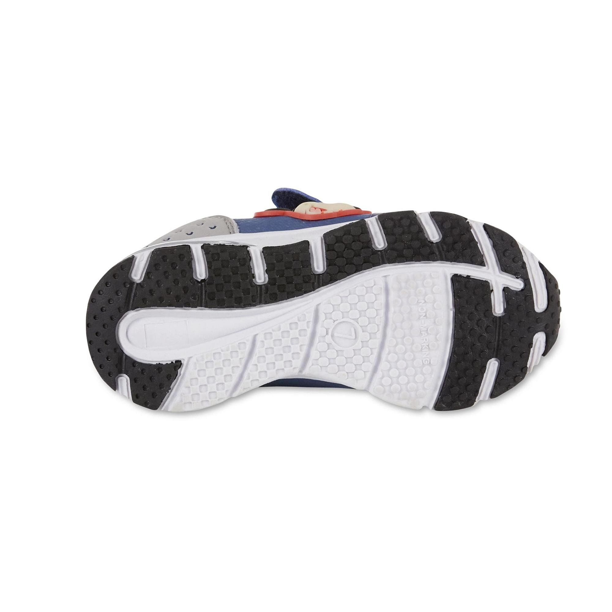 81b78db05e99 Disney Toddler Boys Mickey Mouse LightUp Blue Athletic Shoe Size 12      Continue to the product at the image link. (This is an affiliate link and I  receive ...