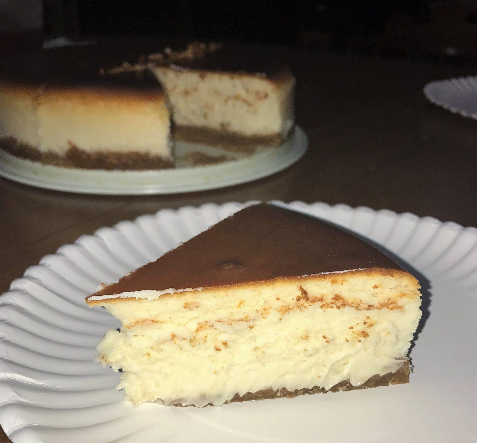 NewYork Style Cheesecake Recipe in 2020 Cheesecake