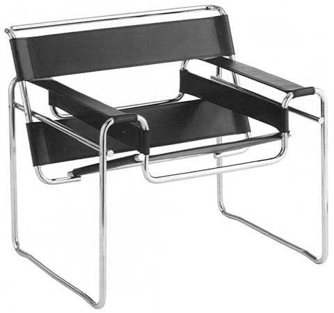 wassily stuhl in 2019 lebensraum haus design bauhaus. Black Bedroom Furniture Sets. Home Design Ideas