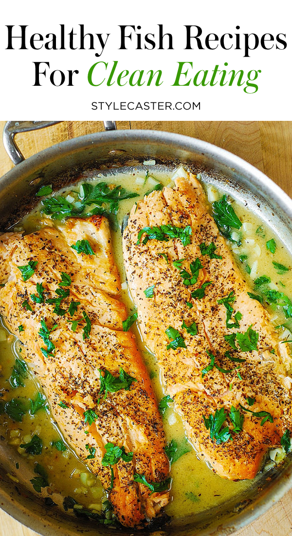 13 Healthy Fish Recipes That Are Packed With Flavo
