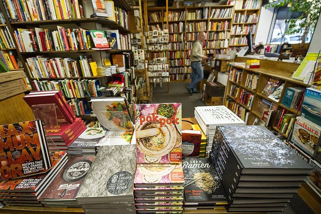 Inside Kitchen Arts & Letters the Legendary NYC Cookbook Store