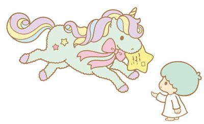 Unicorn ★Little Twin Stars★
