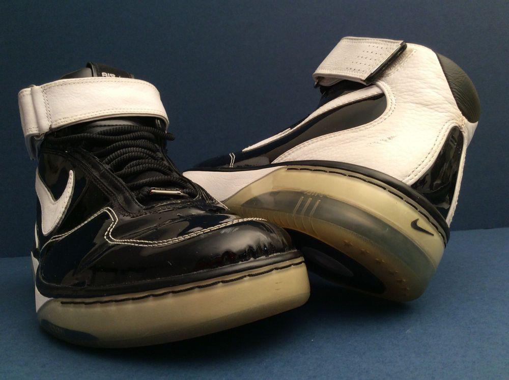 2006 Nike Air Max Basket Vigueur