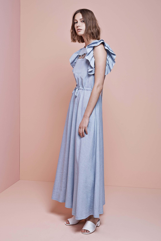Jill Stuart Resort 2017 Fashion Show 원피스, 여성복