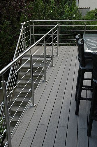 rampe-escalier-rambarde-inox.jpg (333×500) | rampe | Pinterest ...