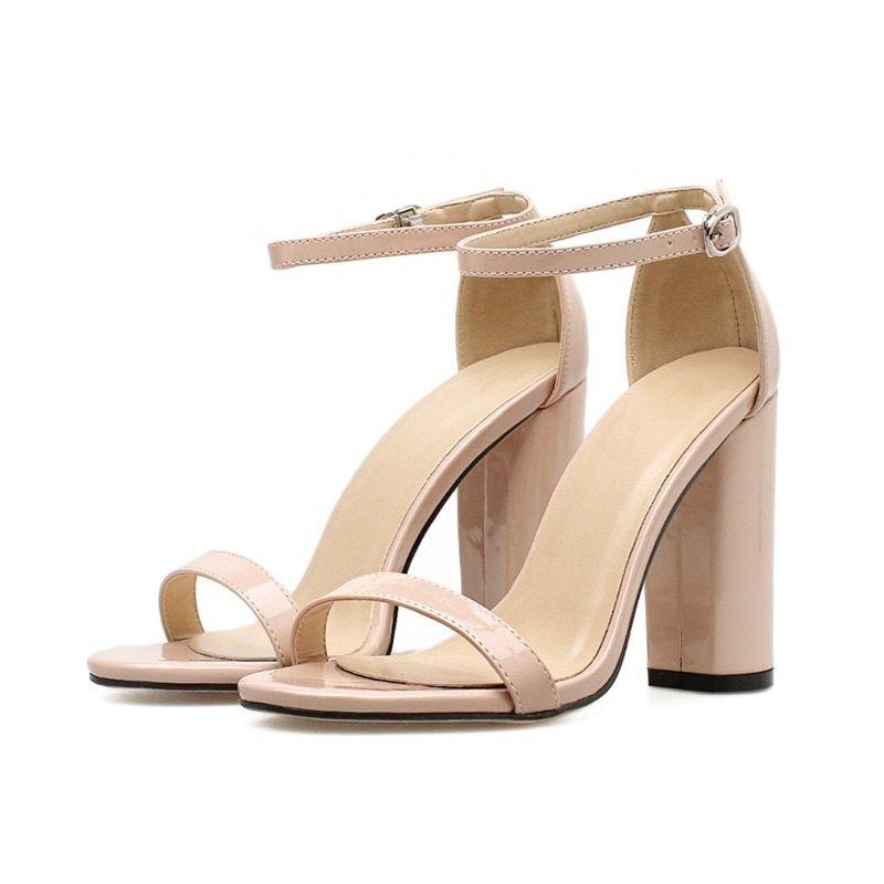 9 Mujer De Sandalias Cm Verano Elegante 2018 Espesor Moda VzMGpqSU