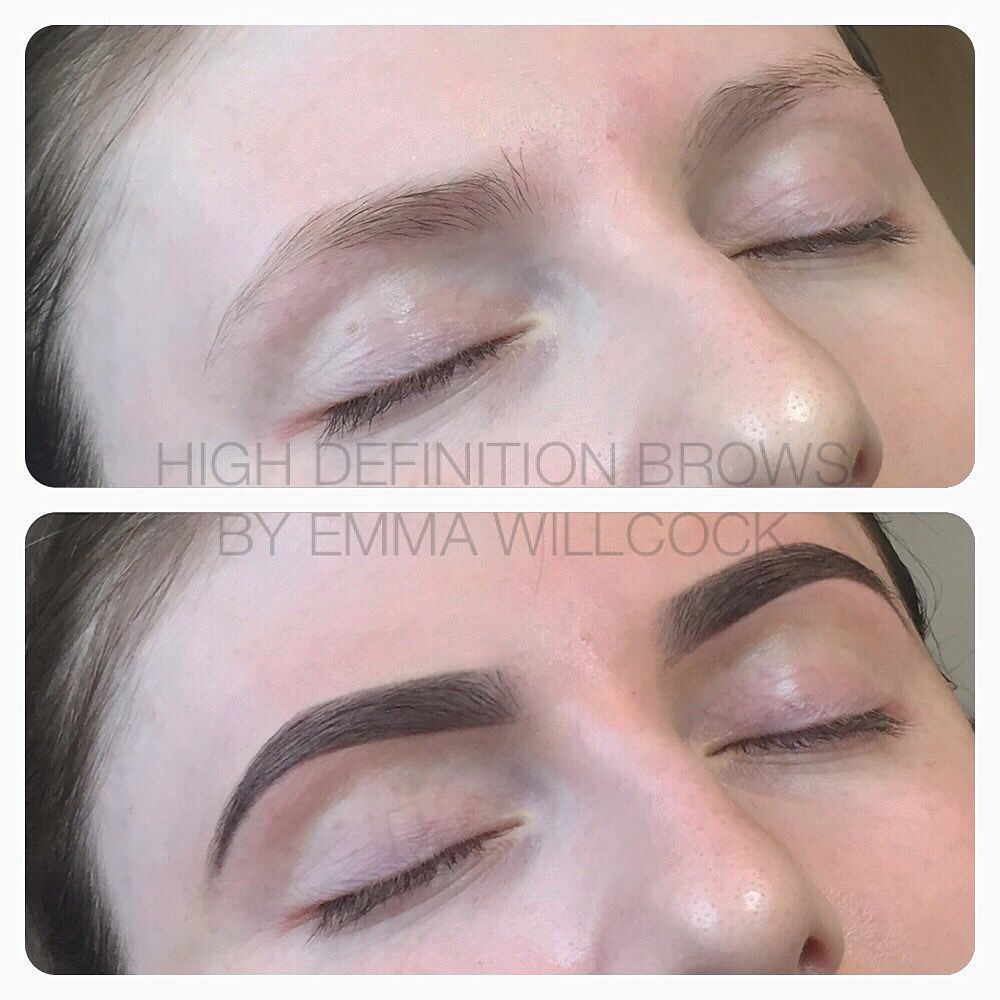 High Definition Brows Formerly Hd Brows Before After By Master