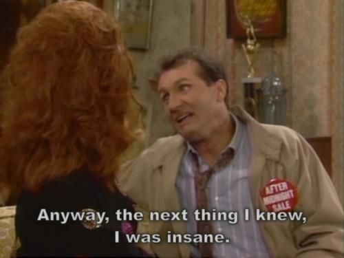 Al Bundy Quotes Ha Ha  Married With Children 1987  1997  Married With .