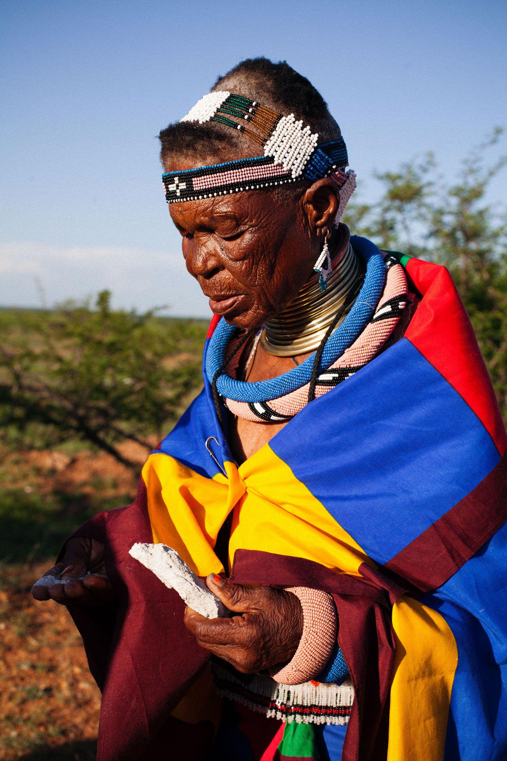 Woman in Botshabelo