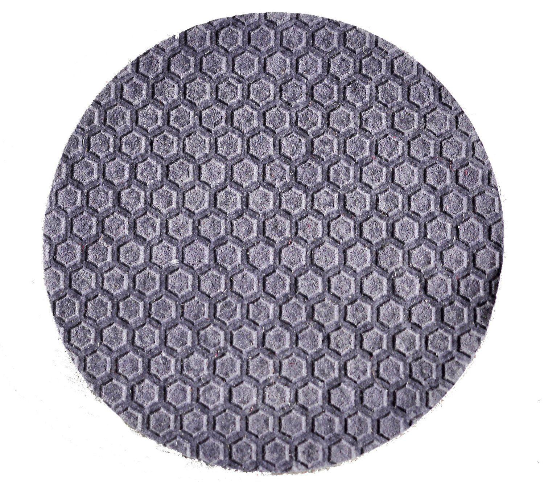 Amazon Com Dura Grip Tm Heavy Duty 2 Round 1 2 Thick Non Slip Rubber No Glue Or Nails Furniture Floor Pads Pr Furniture Grippers Furniture Pads Rug Pad