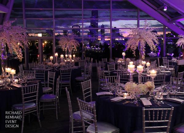 Adler Chicago Space wedding, Planning a