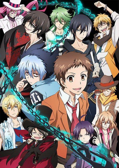 Capa do anime Servamp Anime, Anime boys, Anime guys