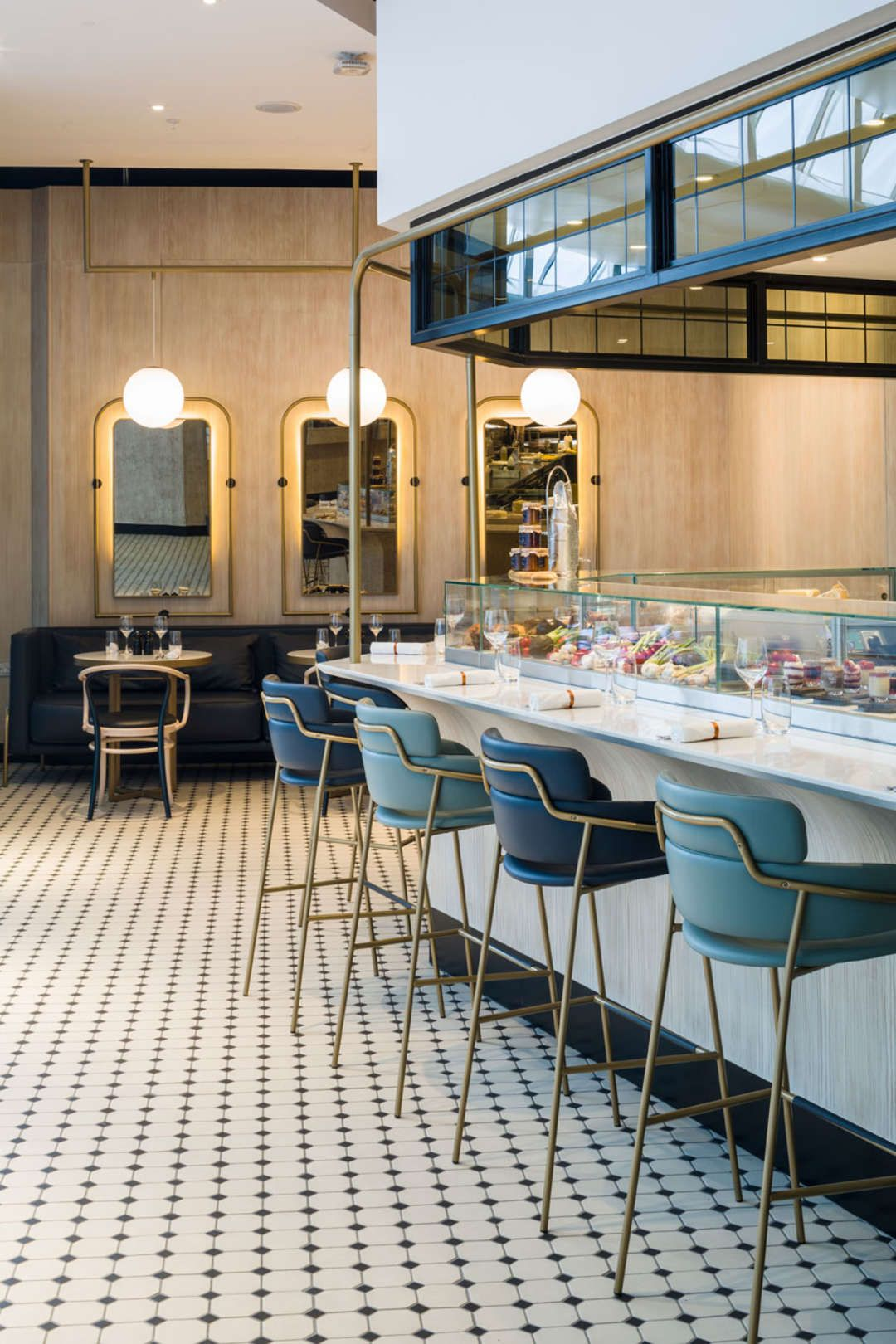 Blacksheep Have Just Unveiled Their Latest Brand And Design Offering Set To Delight The Food And Beve Gorgeous Kitchens Bar Design Restaurant Restaurant Design