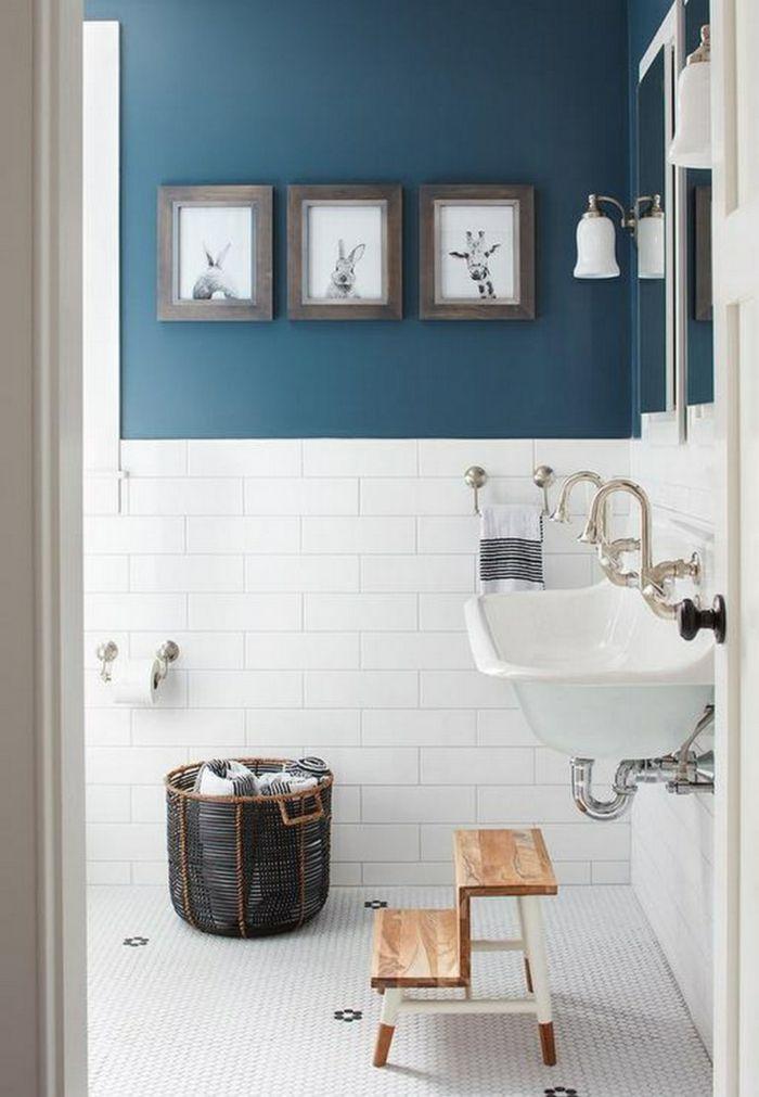 1001 + Ideas de cuadros para baños modernos con estilo ...