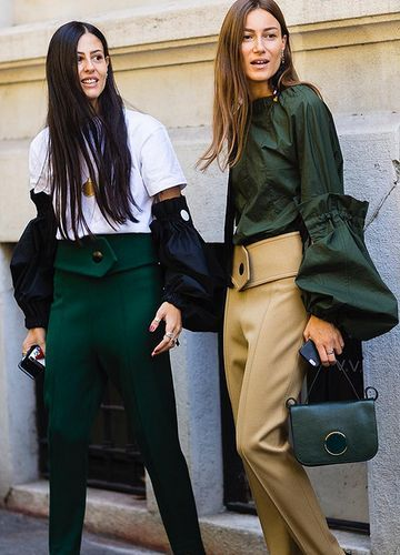 Grün: Ob blonde, brünette oder rote Haare – diese Farbe steht jeder Frau! – Natalie Frank