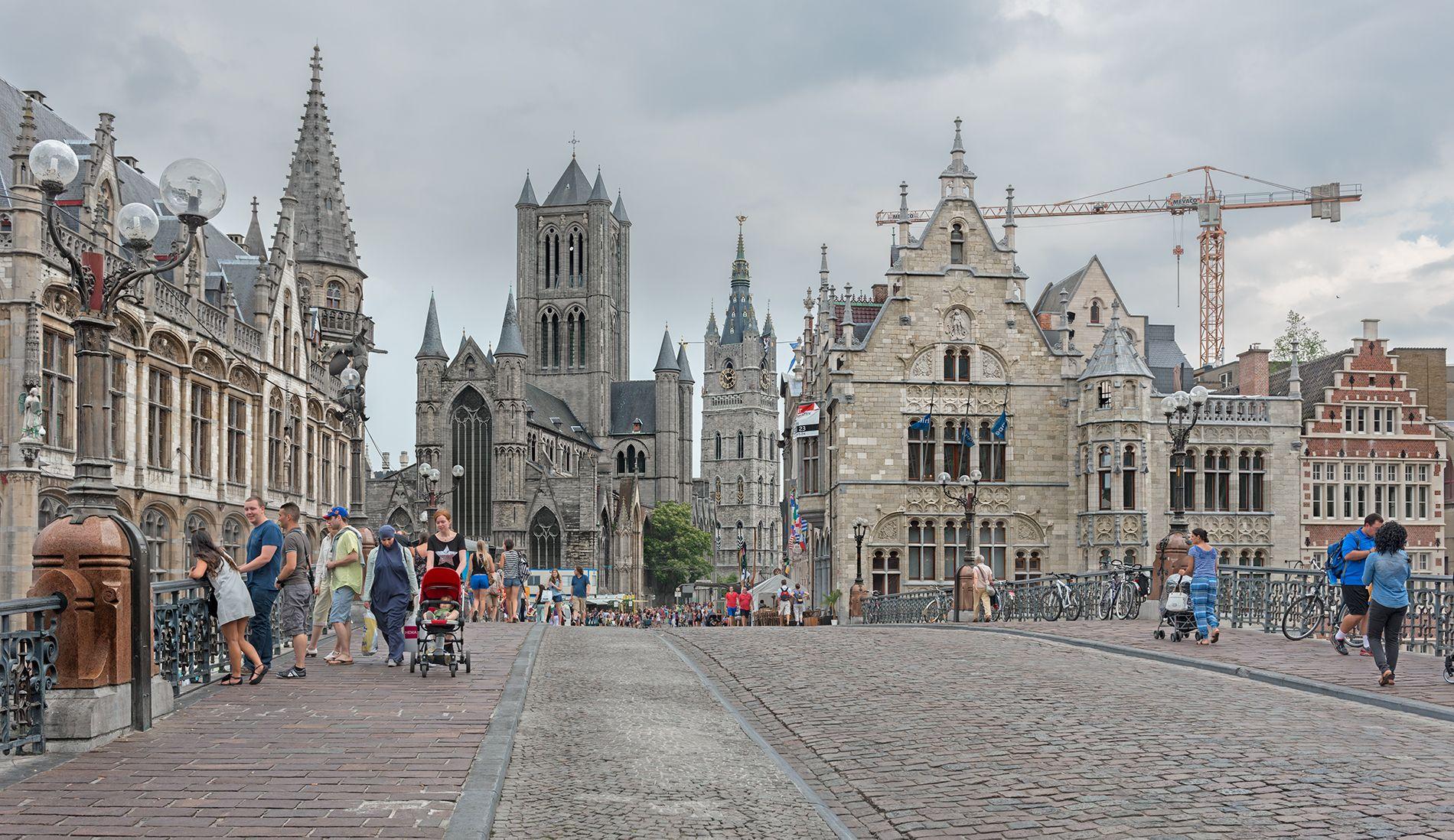 Gent medieval