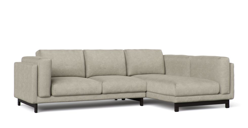 Super Nockeby 2 Seater And Chaise Right Sofa Cover Comfort Works Ibusinesslaw Wood Chair Design Ideas Ibusinesslaworg