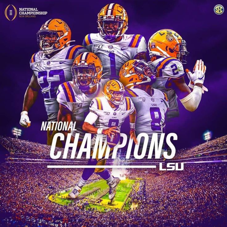 Pin by Mary Miller on LSU in 2020 (With images) Lsu