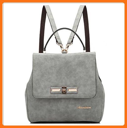 S Bbg Womens Fashion Handbags Leather Shoulder Bag Cute Top Handle Backpacks Bags Partner Link