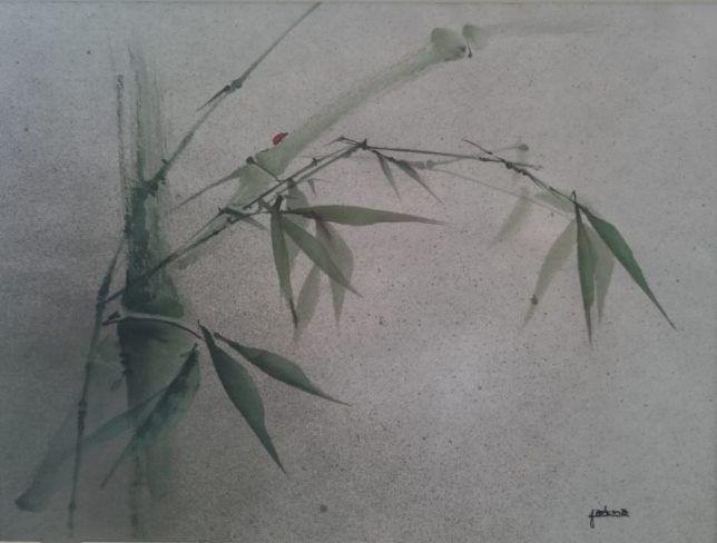 Fatma Boyacıoglu / Japon Sanat Merkezi Sumi-e Atölye Çalışması