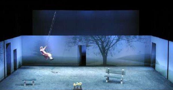 Cloud 9. The Wilma T - Cloud 9. The Wilma Theater. Set design by Mimi Lien. --- #Theaterkompass #Theater #Theatre #Schauspiel #Tanztheater #Ballett #Oper #Musiktheater #Bühnenbau #Bühnenbild #Scénographie #Bühne #Stage #Set