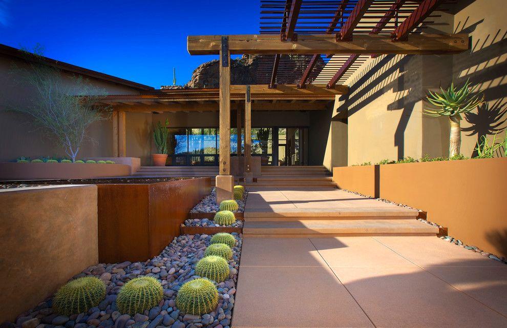 Backyard Carport Designs attached carport Cool Carport Canopy In Landscape Southwestern With Cactus Garden Ideas Next To