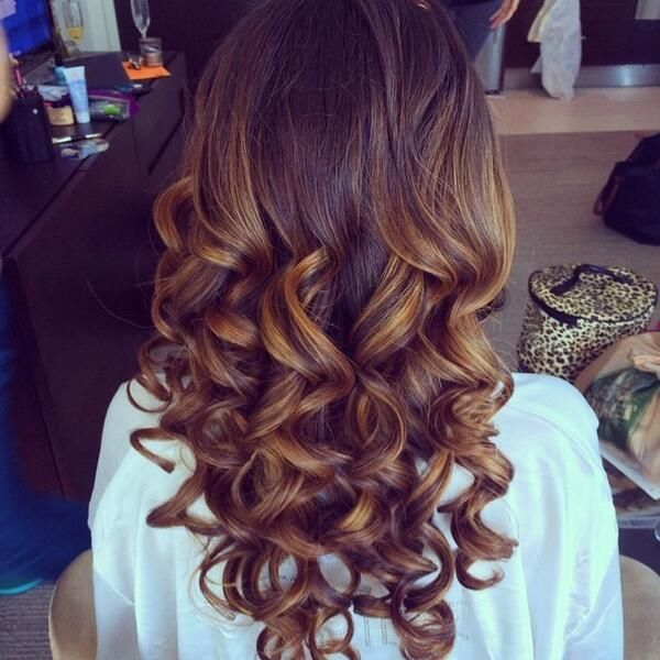 Chi On Hair Ideas Curls Texture Hair Long Hair